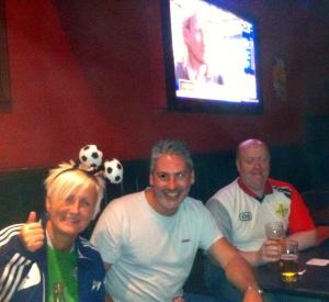 Favoritställe för fattig fotbollsnörd. Celtica pub mitt i smeten bjuder på gratis wifi, fotboll dygnet runt och två stora öl för under 40 kr - slå det O'learys och Pitchers om ni kan!